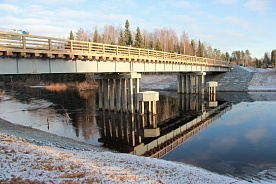 WITHIN THE PPP FRAMEWORK TITAN HOLDING HAS FINANCED DESIGN AND ESTIMATE WORKS TO CONSTRUCTION OF BRIDGES IN VERKHNETOEMSKIY DISTRICT