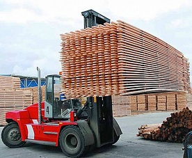 CJSC SAWMILL-25 INCREASED PRODUCTION OF EXPORT SAWN TIMBER BY 21.92% UP TO 614 THOUSAND M³ IN JANUARY – SEPTEMBER 2019