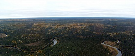 The Dvinsko-Pinezhskiy nature reserve was created in Arkhangelsk region