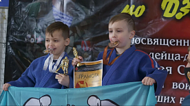A JUDO TOURNAMENT OF RUSSIAN CITIES TOOK PLACE IN VELSK WITH TITAN GROUP SUPPORT